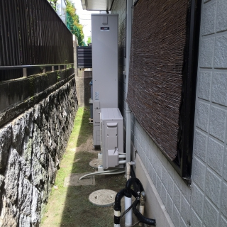 石橋様(豊田市)エコキュート_3848